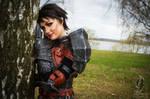 Romantic Cassandra Pentaghast by HydraEvil