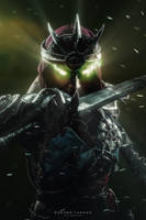 Inquisitor Trevelyan 5 by HydraEvil