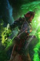 Inquisitor Trevelyan 6 by HydraEvil