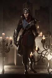 Inquisitor Trevelyan 06 by HydraEvil