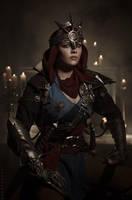 Inquisitor Trevelyan 07 by HydraEvil