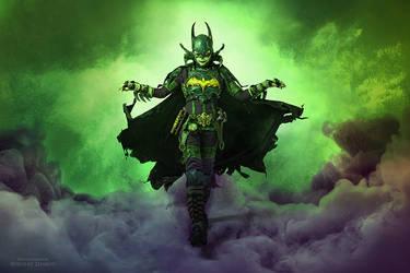 BatJoker original cosplay 04 by HydraEvil