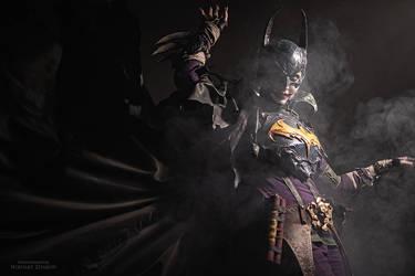 BatJoker original cosplay 07 by HydraEvil