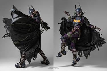 BatJoker original cosplay 16 by HydraEvil