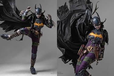 BatJoker original cosplay 17 by HydraEvil