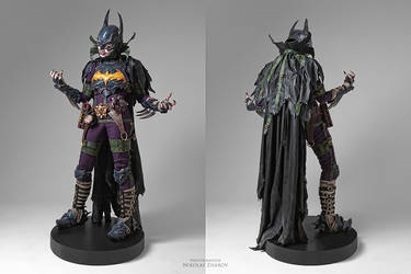 BatJoker original cosplay 18 by HydraEvil
