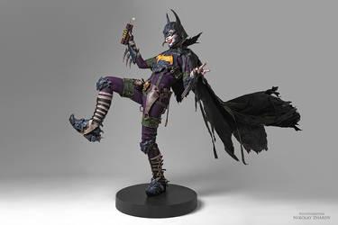 BatJoker original cosplay 19 by HydraEvil