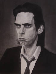 Nick Cave by amherman
