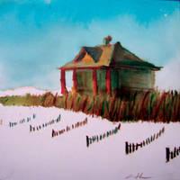 Beach House by amherman