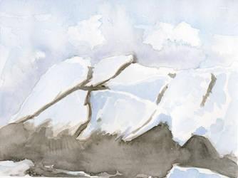 glacier by amherman