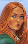 Sansa Stark by amherman