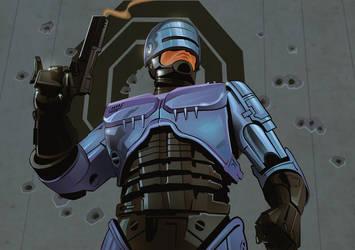 Robocop by amherman