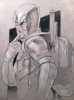 Deadpool Greytoned paper by amherman