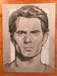 Henry Cavill Man of Steel Drawing by amherman