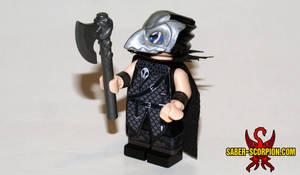 Wulfgard Frost Raven by Saber-Scorpion