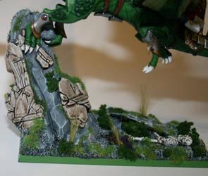 Karl Franz on Dragon 10 by williamwolfes