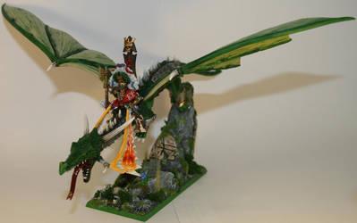 Karl Franz on Dragon - Final01 by williamwolfes