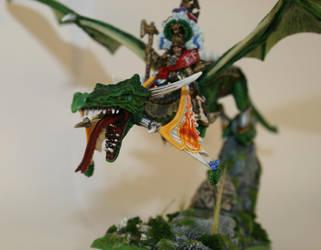 Karl Franz on Dragon - Final04 by williamwolfes