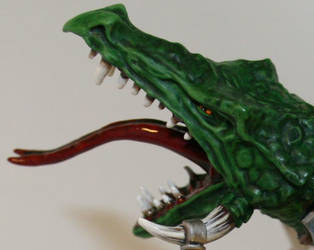 Karl Franz on Dragon - Final07 by williamwolfes