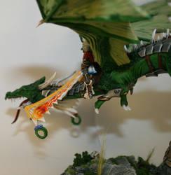 Karl Franz on Dragon - Final08 by williamwolfes
