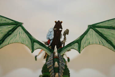 Karl Franz on Dragon - Final09 by williamwolfes