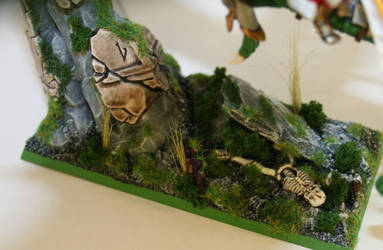 Karl Franz on Dragon - Final11 by williamwolfes