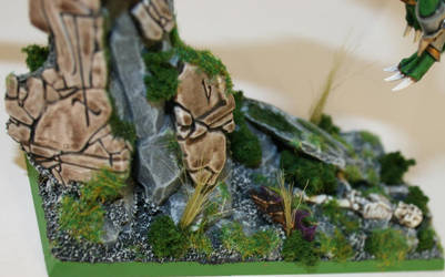 Karl Franz on Dragon - Final12 by williamwolfes