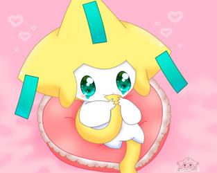 Baby Jirachi by jirachicute28