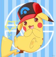 pikachu sinnoh by jirachicute28