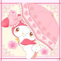 My Melody by jirachicute28