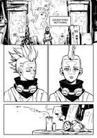 Ekko:Tomorrow(page4) by LengYou