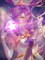 Star Guardian Janna by LengYou
