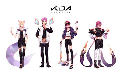 KDA POP/STAR by LengYou