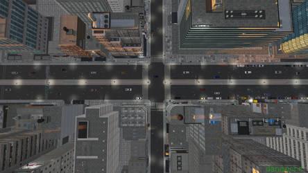 City Street by danmoore