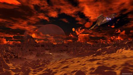 Exploring Titan ( Lumion version ) by danmoore