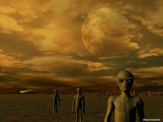 Aliens by danmoore