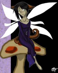 Fairy Girl by liliy