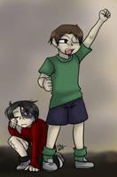 TAWM- Tots Sedrick and Arthur by liliy