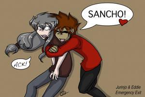 Sancho - EE Fanart by liliy