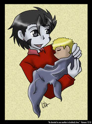 Brotherly Love by liliy