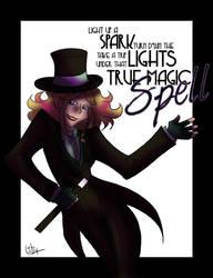 True Magic Spell by liliy