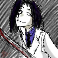 Kill Bill - Man in White Suit by liliy