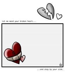 Mend Thy Broken Heart by liliy