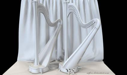 Harps WIP by Saifers
