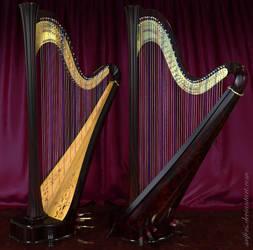 Harps by Saifers