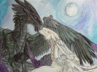 Forgotten Love by LabradoriteWolf