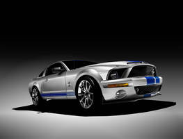 Ford Mustang by KaisaDesign