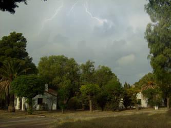 Storm day by martatigerwoman