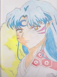 Sesshomaru...Again by xxxchannyxxx