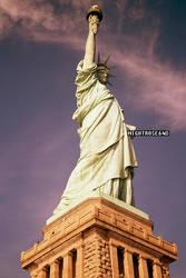 Lady Liberty by Nightrose64